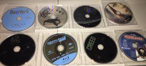 Blu-ray movies in clear cases $4 each / buy 4+ $3 each / buy 6+ $2 each. for Sale in Inglewood, CA