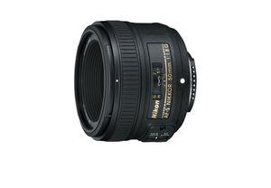 NIKKOR 50mm f/1.8G Camera Lens for Nikon for Sale in Redlands, CA