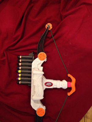 NERF GUN BOW AND ARROW for Sale in Pasadena, CA