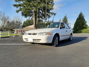 2000 Corolla CE Clean Title for Sale in Kent, WA