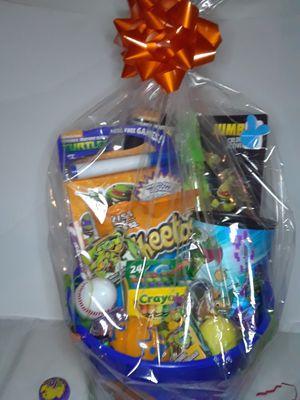 Teenage Mutant Ninja Turtle Easter Basket for Sale in Fayetteville, NC