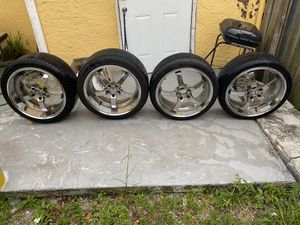 19inch Mercedes Benz rims for Sale in Palm Beach Shores, FL
