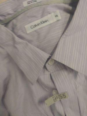 Long sleeve Calvin Klein dress shirt. for Sale in Houston, TX