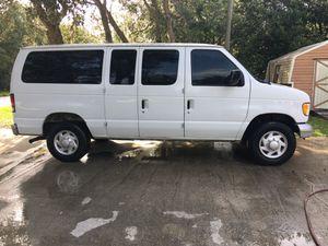 2000 ford 12 passenger van for Sale in Avon Park, FL