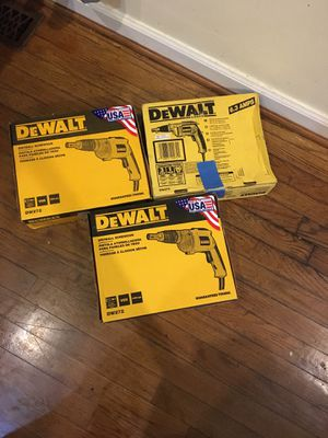 Screw gun for drywall for Sale in Annandale, VA