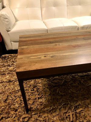 ⭐️New Threshold herb wood mixed coffee Table. PICK UP BY ASHLAN AND TEMPERANCE IN CLOVIS for Sale in Clovis, CA