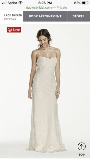 Galina wedding dress for Sale in NO POTOMAC, MD
