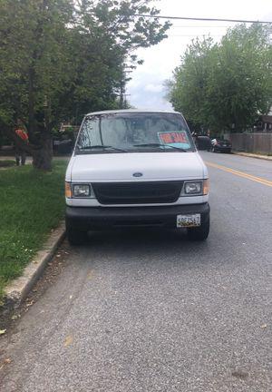 1999 Ford Econoline Cargo for Sale in Wheaton, MD