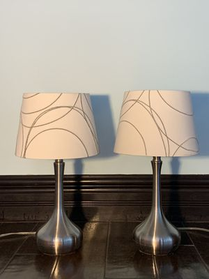 table lamps ($10 each) for Sale in Chula Vista, CA