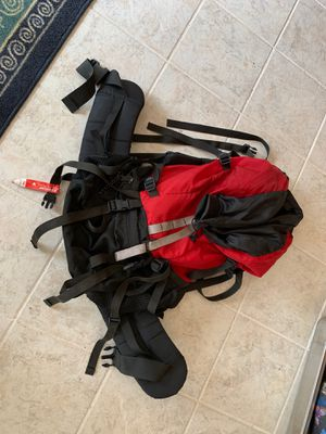 Red and black backpack for Sale in Lilburn, GA