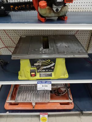 Table saw by ryobi for Sale in Houston, TX