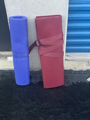 Workout/yoga mats for Sale in Perrysburg, OH