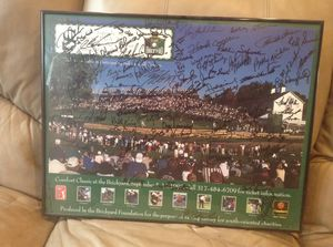 Signed Comfort Classic at Brickyard PGA Tour for Sale in Pittsburgh, PA