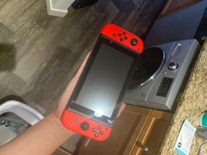 Nintendo Switch with games for Sale in Tempe, AZ