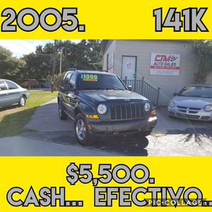 2005 jeep liberty for Sale in Winter Haven, FL