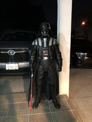 Darth Vader 4ft tall Talking Action Figure for Sale in Paramount, CA
