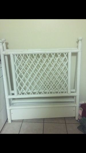 Twin bed frame for Sale in Laurel, MD