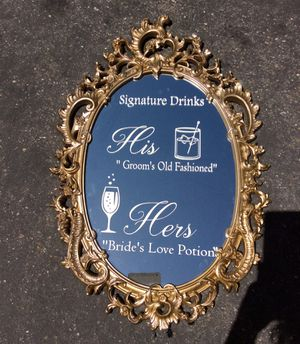 Vintage Gold Syroco Mirror for Sale in Huntington Beach, CA