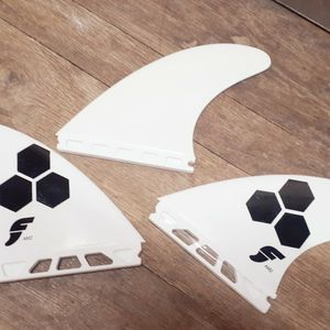 AL MERRICK AM1/AM2 FUTURE THERMOTECH SURFBOARD FINS for Sale in Carlsbad, CA