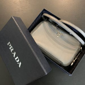 Prada Saffiano Leather Camera Bag for Sale in Kissimmee, FL
