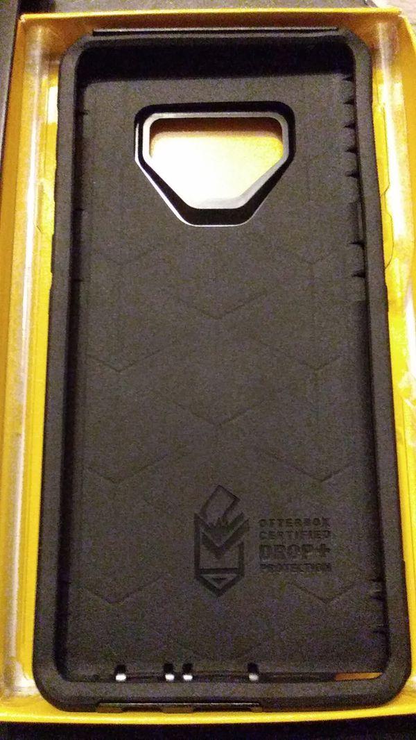 Samsung note9 otter box new