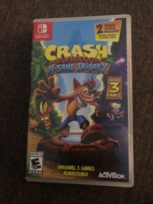 Crash bandicoot for Sale in Arlington, TX