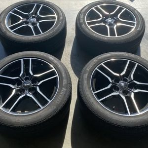 Ford Mustang Wheels And Pirelli Tires for Sale in Hialeah, FL
