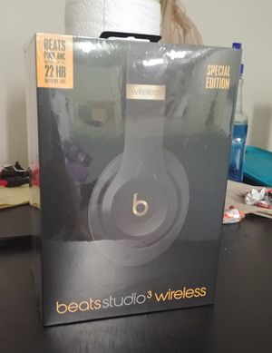 Beats Studio 3 Wireless for Sale in Galloway, OH