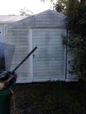 Aluminum shed 10×8 for Sale in Tampa, FL