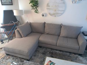 Comfortable sectional couch for Sale in San Diego, CA