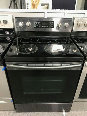 Samsung Glass Top Range for Sale in St. Louis, MO