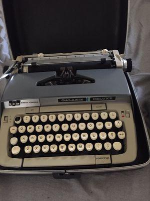 Vintage portable typewriter for Sale in Spokane, WA