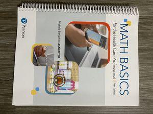 Math Basics for Sale in Pomona, CA