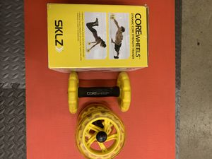 SKLZ Fitness Core Ab Wheels for Sale in Dana Point, CA