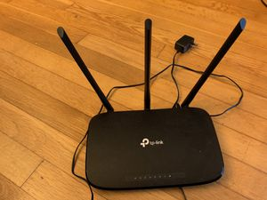 TP Link Router for Sale in Framingham, MA