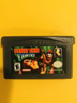 Gameboy Advance Donkey Kong Country for Sale in El Monte, CA