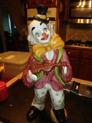 Clowns, clowns and more clowns of all kinds for Sale in Durham, NC