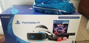 PS VR Bundle for Sale in Miramar, FL