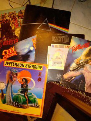 Grandpa's estate 8000 comics 3000 records 300 oil paintings 20000 postcards blowout for Sale in Las Vegas, NV