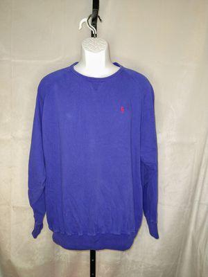 Men's Polo Sweatshirt Size XL for Sale in Duluth, GA