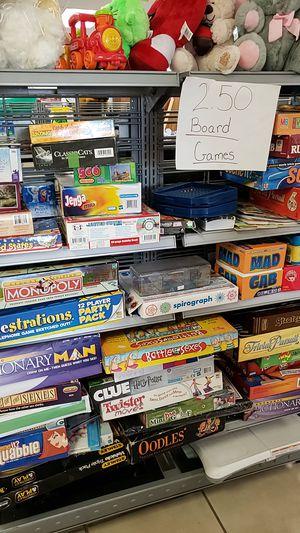 Board games for Sale in Wahneta, FL