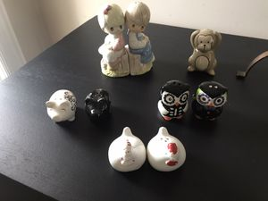 Vintage or Collectible Salt & Pepper Shakers for Sale in Midvale, UT