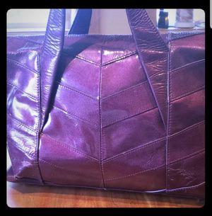 harles David Metallic Purse/Briefcase/Laptop case for Sale in Leavenworth, WA