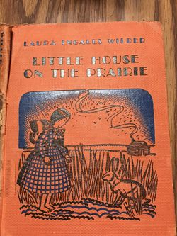 Little House on the Prairie Book - Vintage 1930s Edition Illustrated by Helen Sewell for Sale in Azusa,  CA