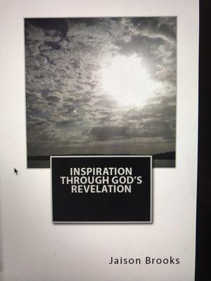 Inspiration through Gods revelation - book for Sale in Durham, NC