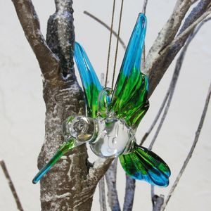Glass Hummingbird for Sale in San Diego, CA