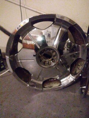 22 inch rims for Sale in North Chesterfield, VA