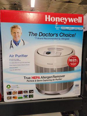 Honeywell True HEPA Air Purifier 50250-S, White $155 FIRM for Sale in Redlands, CA