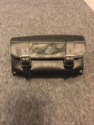 Harley 'Handlebar/Fork' Bag New for Sale in Maple Valley, WA