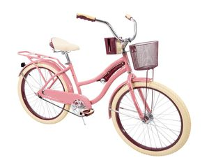 Huffy 24 Inch Nel Lusso Cruiser Bike, Pink Blush Powder - Brand New In Box for Sale in Plainview, NY